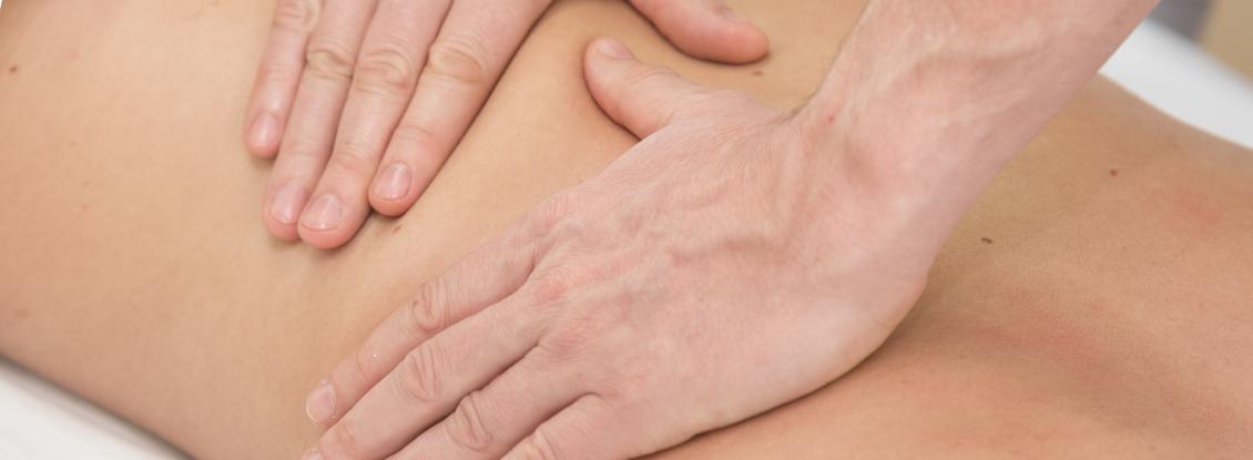 Heilmassage - gewerbliche Massage