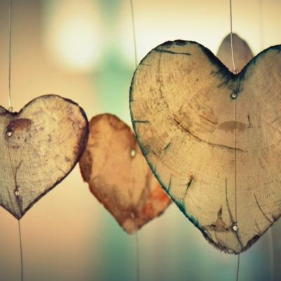 Zum Valentinstag: Eine Herzensübung für dich