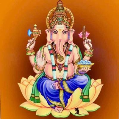 Via Vital Adventkalender Tür 21: Ganesha