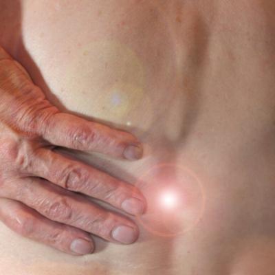 Rückenschmerzen: Wenn das Becken schief steht